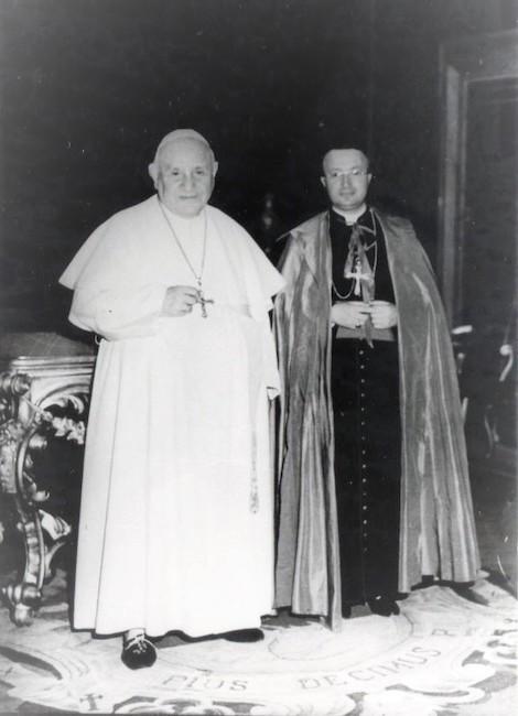 san giovanni xxiii vescovo mons. micci