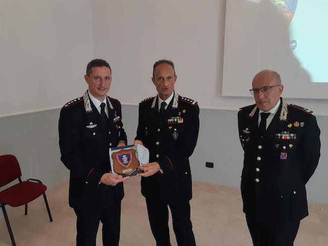 visita comandante interregionale 17-06-2020
