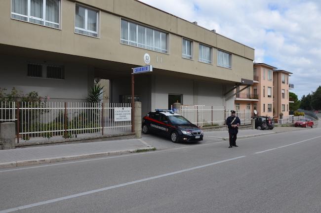 carabinieri larino