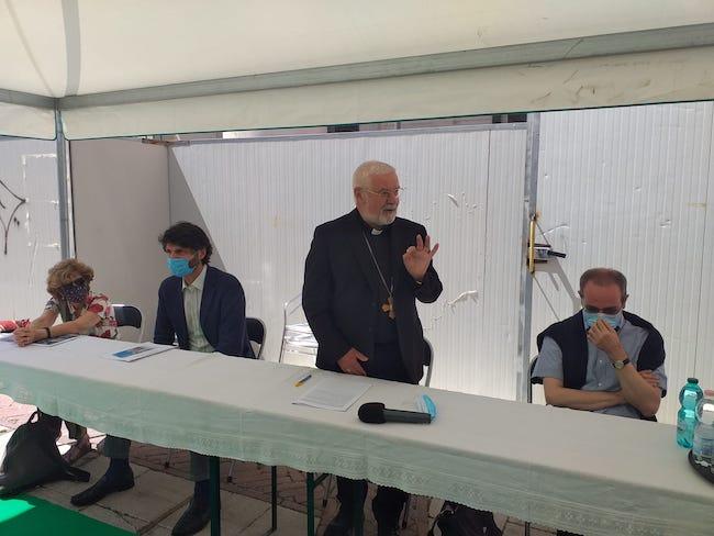 conferenza lavori ripristino cattedrale campobasso