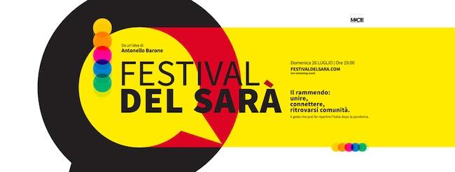 Festival del Sarà - Dialoghi sul futuro 2020