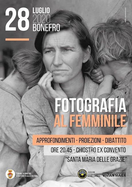 fotografia al femminile