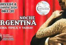 noche argentina 6 agosto 2020
