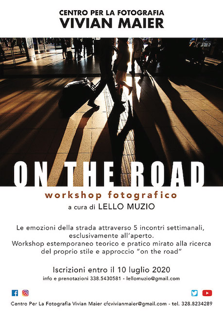 "Workshop fotografico ""On the road"""