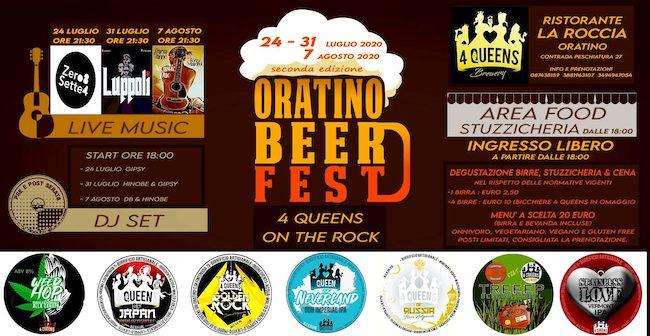 oratino beer fest 2020