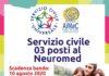 servizio civile neuromed