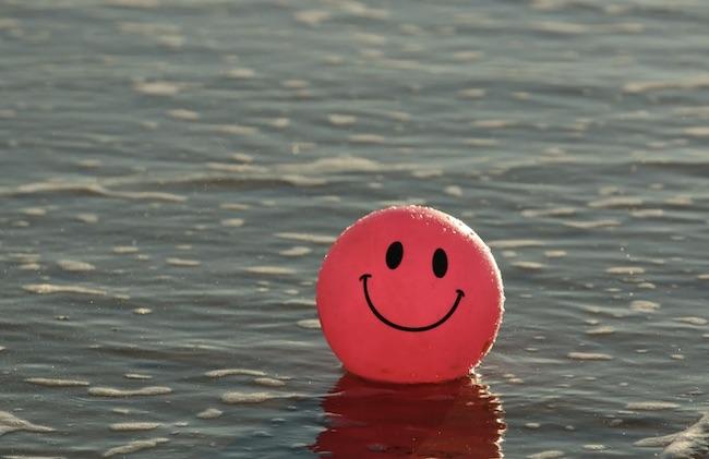 smile rosso acqua