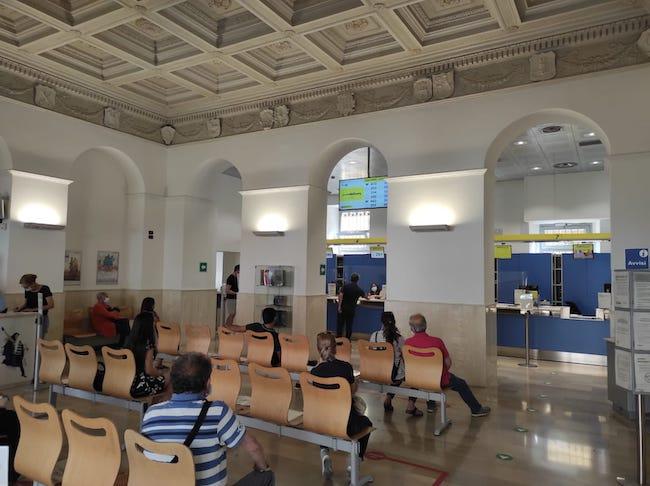 ufficio postale campobasso centro