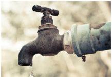 assenza acqua