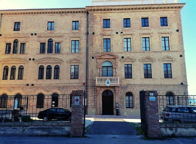 centro pastorale ecclesia mater diocesi Termoli Larino sede istituto diocesano musica sacra