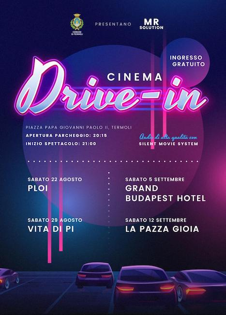 cinema drive-in Termoli
