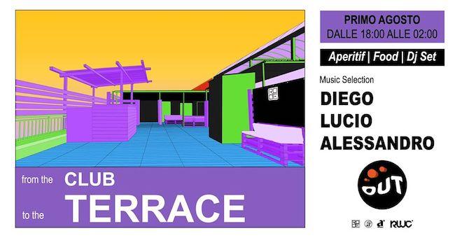 club terrace 1° agosto 2020