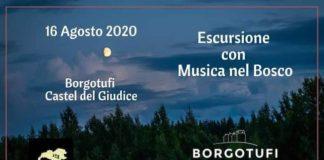 escursione borgotufo 16 agosto 2020