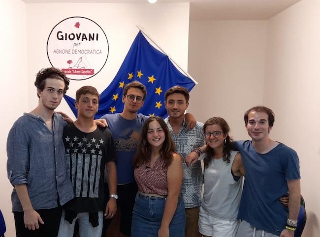 giovani azione democratica