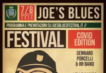 joe's blues festival 2020