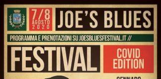 joe's blues festival 2020
