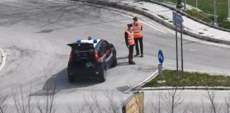 carabinieri sepino