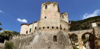 castello venafro