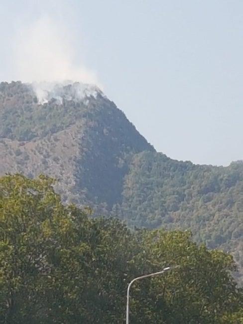 incendi molise 18 settembre 2020