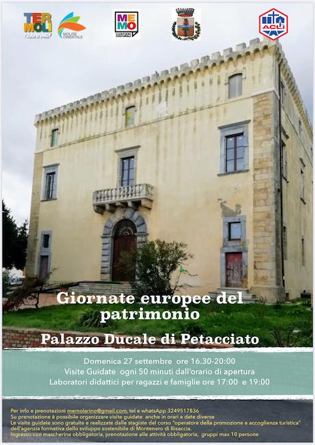 palazzo ducale petacciato
