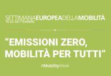 settimana mobilità 2020