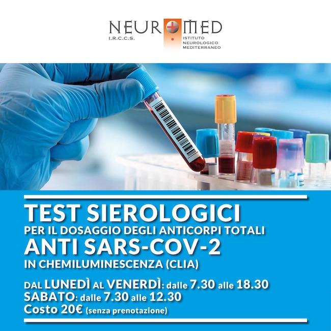 test sierologici promo