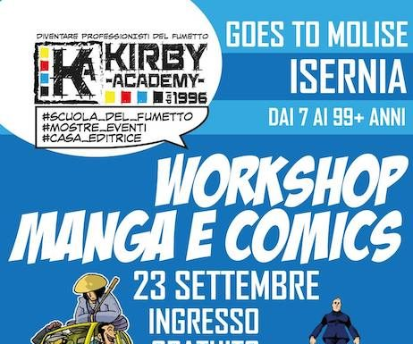 workshop manga comics
