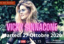 """Vicky Iannacone protagonista di """"Concerti dal divano"""""""