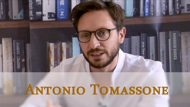 antonio tomassone