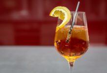 aperitivo aperol spritz