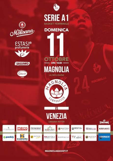 campobasso venezia basket
