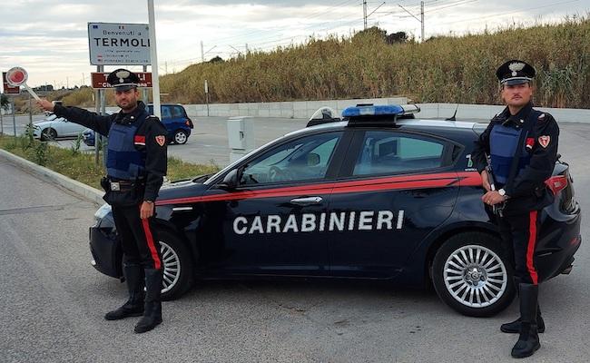 carabinieri san giacomo degli schiavoni