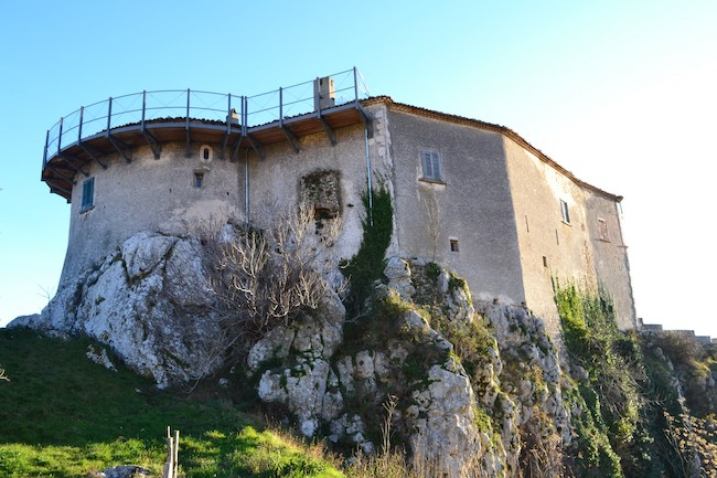castello macchiagodena