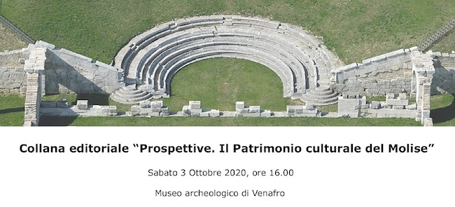 Prospettive. Il Patrimonio culturale del Molise: evento a Venafro