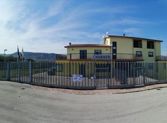 stazione carabinieri trivento