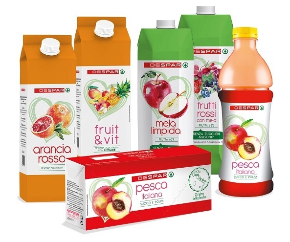 bevande frutta despar