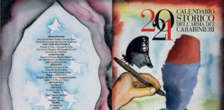 calendario carabinieri 2021