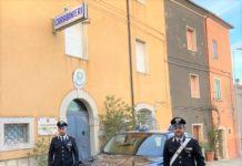 carabinieri san giuliano del sannio