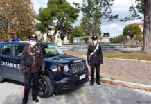 carabinieri vinchiaturo