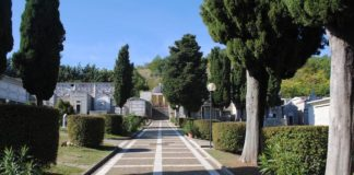 cimitero riccia