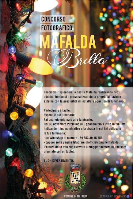 concorso mafalda brilla