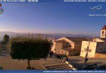 pietracatella vista webcam