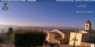 pietracatella vista webcam