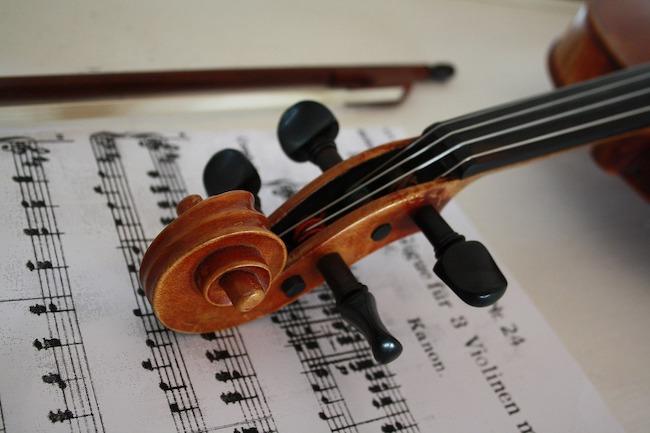 violino musica classica