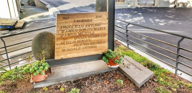 monumento monongah pietracatella