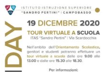 open day pertini campobasso 2020