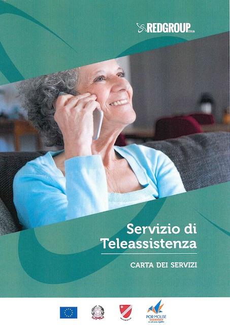 servizio teleassistenza