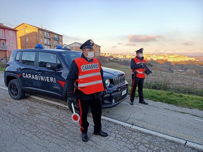 carabinieri casacalenda