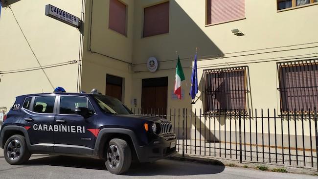 carabinieri torella del sannio