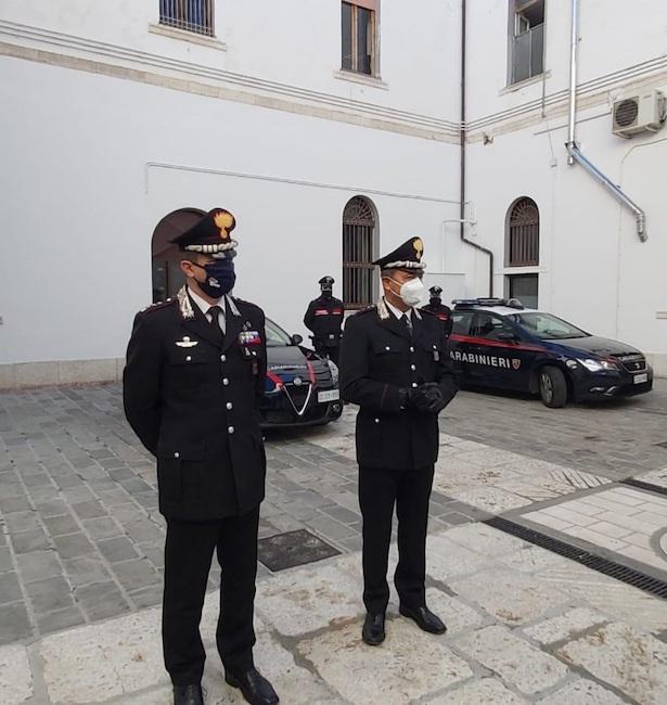 gaeta carabinieri